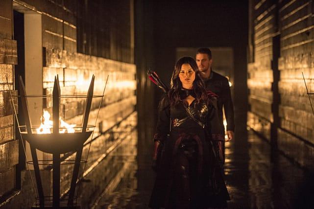 The Hallway - Arrow Season 3 Episode 9