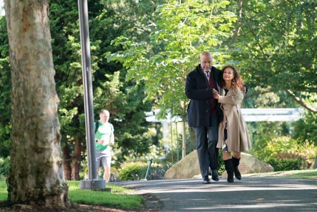 Richard and Catherine Forever - Grey's Anatomy Season 15 Episode 1