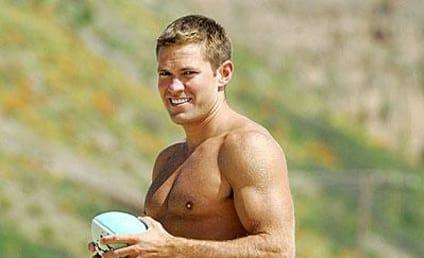Andy Baldwin: Shirtless in Hawaii