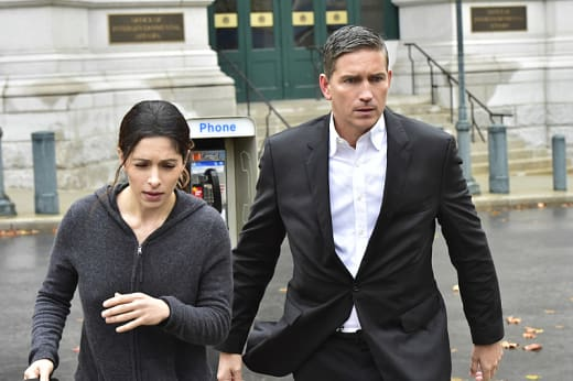 Chasing Finch - Person of Interest