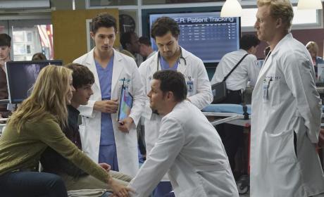 Good News? - Grey's Anatomy Season 12 Episode 3