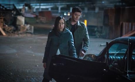 Dean found Kelly - Supernatural Season 12 Episode 17