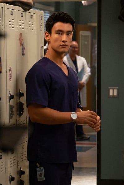 Ortho Fellow - Grey's Anatomy