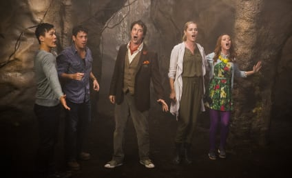 The Librarians Season 3 Episode 1 Review: And the Rise of Chaos