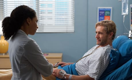 Giving it to Him Straight - Grey's Anatomy Season 15 Episode 23