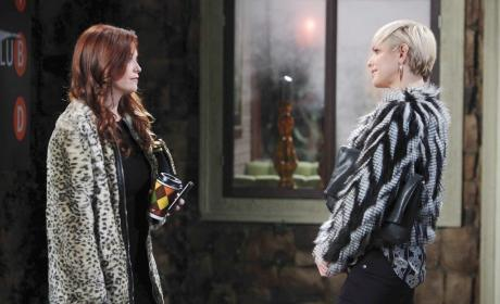 The Ugly Coat Contest - Days of Our Lives