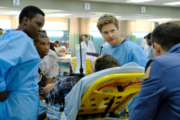 What Do We Have? - The Resident Season 1 Episode 4