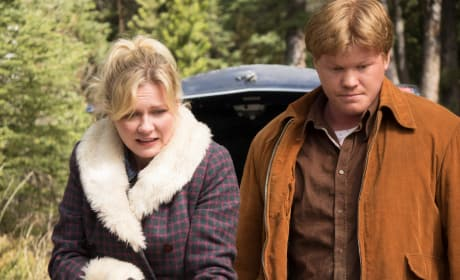 Peggy and Ed - Fargo