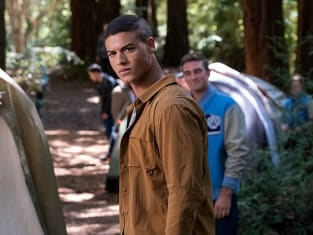 Camping Trip - 13 Reasons Why
