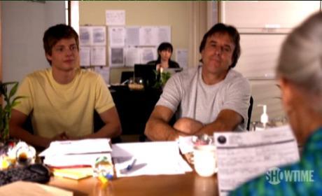 Doug and Silas Apply