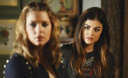 "Pretty Little Liars Music: ""Love ShAck Baby"""
