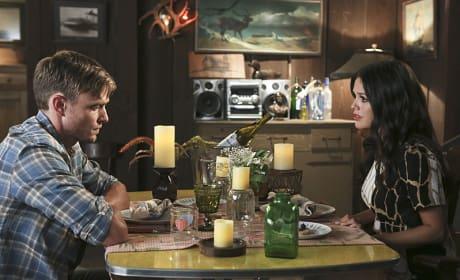 Romantic Dinner - Hart of Dixie Season 4 Episode 1