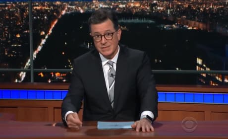 Stephen Colbert Talks Les Moonves Allegations: Accountability Should be for Everybody!