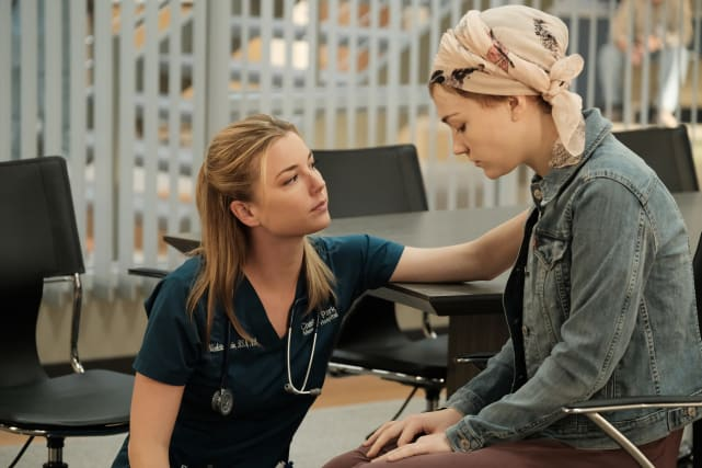 Lily in the Valley - The Resident Season 1 Episode 9