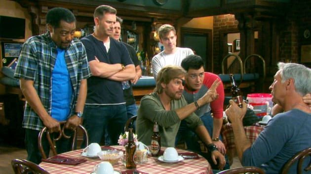John Gets Hurt - Days of Our Lives