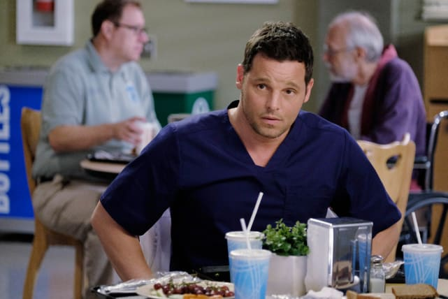 What's Alex Thinking? - Grey's Anatomy Season 12 Episode 6