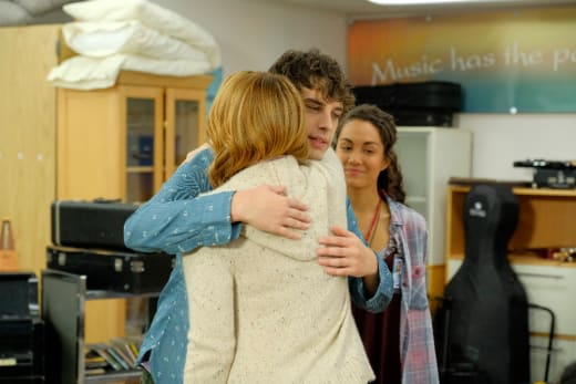 Brandon's Calling - The Fosters Season 4 Episode 15