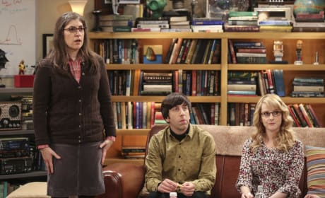 We're Shocked! - The Big Bang Theory Season 10 Episode 18