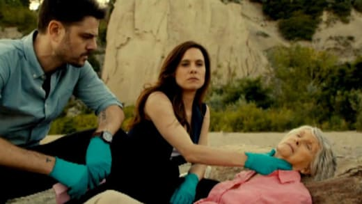 Goodbye, Nora - Mary Kills People Season 1 Episode 2