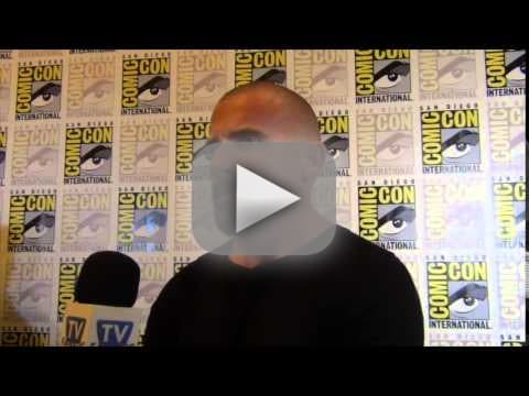"""Dominic Purcell Dishes on Mick Rory the """"Charismatic Psychopath!"""""""