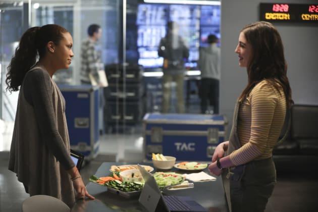 Danni and Cable - Bull Season 1 Episode 19