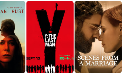 What to Watch: American Rust, Y: The Last Man, Scenes from a Marriage