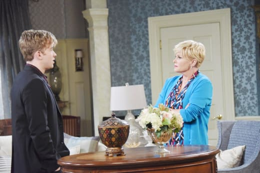 Adrienne Hires Will - Days of Our Lives