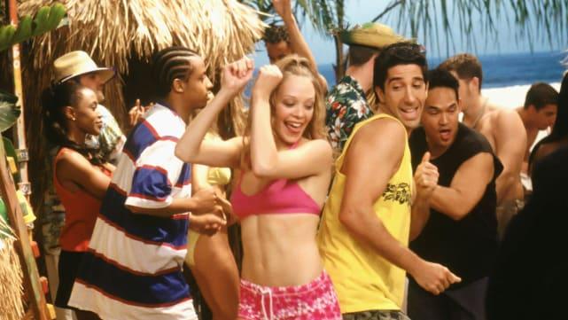 """The One With Joey's Fridge,"" Friends Season 6 Episode 19"