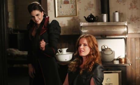 Sisterly Tea - Once Upon a Time Season 6 Episode 5