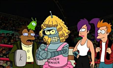 Raging Bender