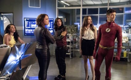 The Flash Season 5 Episode 2 Review: Blocked