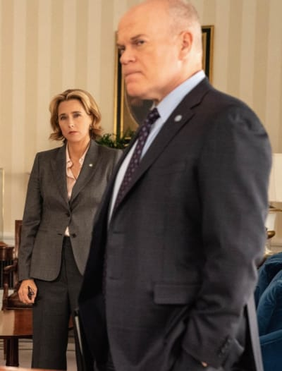 A Stern Meeting - Madam Secretary Season 5 Episode 14