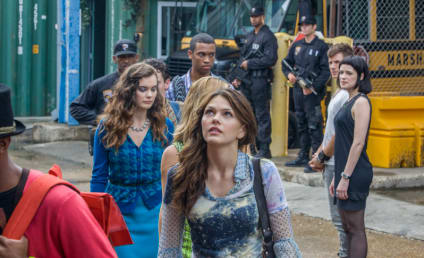 Star-Crossed Review: The Arrival Anniversary
