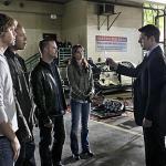 NCIS LA Team Meeting