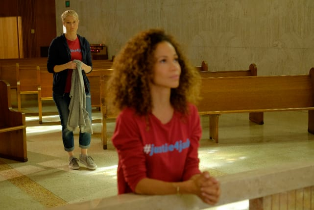 The watcher and protector. - The Fosters Season 4 Episode 11