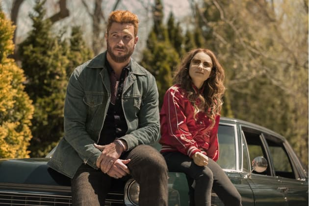 Road Trip Buddies - American Gods Season 2 Episode 1