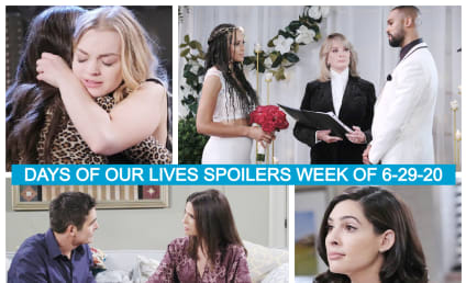Days of Our Lives Spoilers Week of 6-29-20: Lani's Big Day
