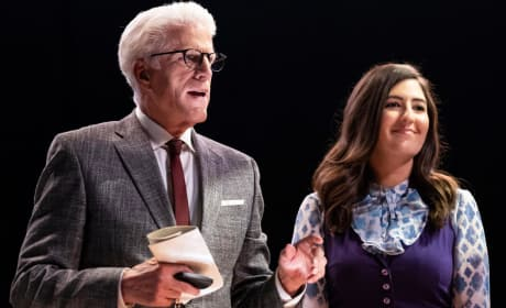 A Second Chance - The Good Place