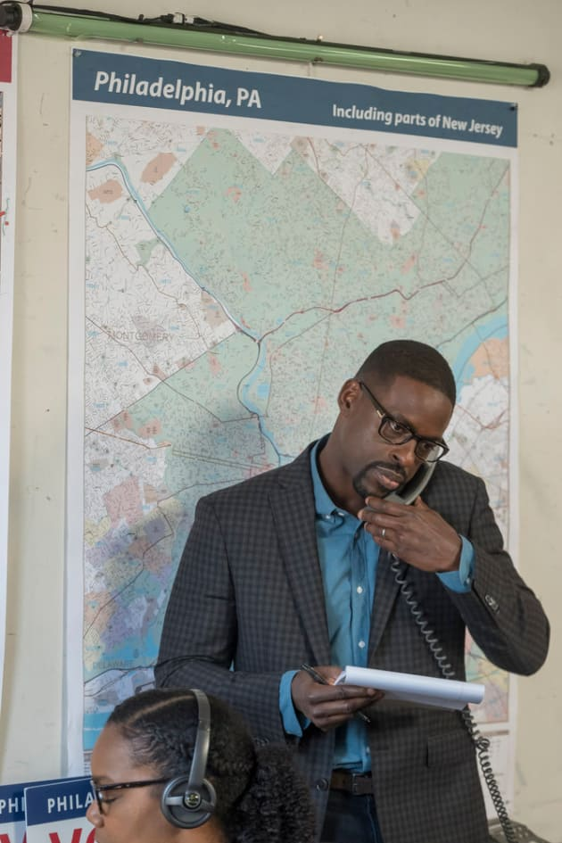 Election Night (Tall)  - This Is Us Season 3 Episode 10