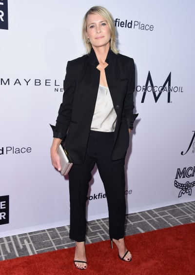 Robin Wright Attends Awards Show