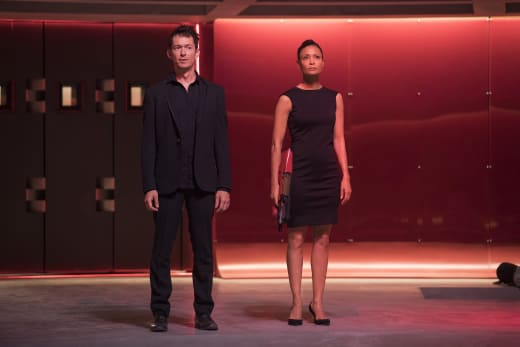 That Is Absolutely Useless - Westworld Season 2 Episode 1