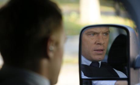 Ressler takes a peek in the mirror - The Blacklist Season 4 Episode 9