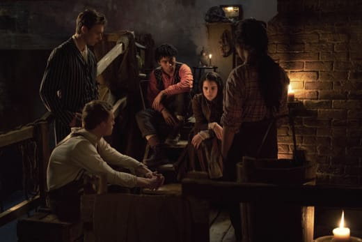 The Irregulars season 1 photo 8