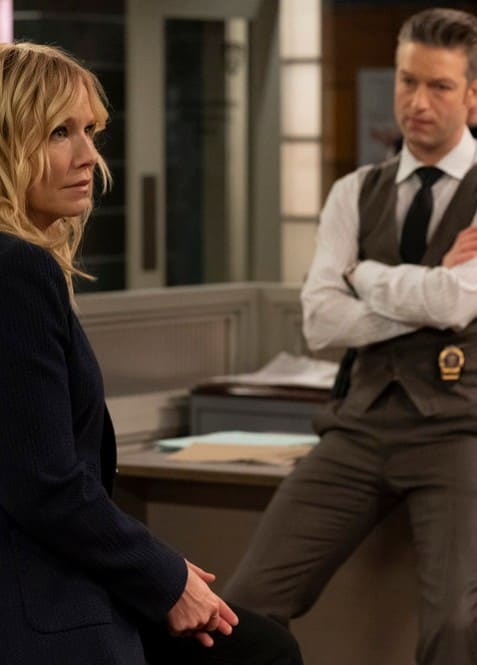 Rollins and Carisi Disagree - Law & Order: SVU Season 20 Episode 15