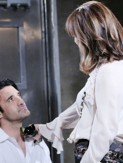 Ted Comes Clean With Kate - Days of Our Lives