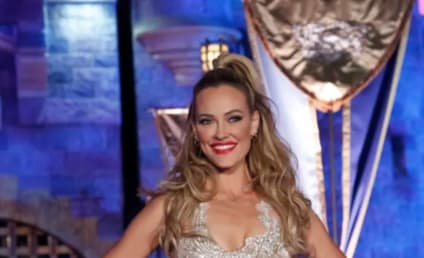 Dancing With the Stars: Peta Murgatroyd Reveals Shock Rib Injury After Elimination
