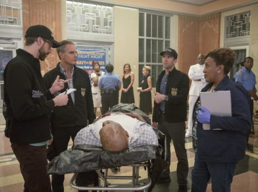 Justice for a Chaplain - NCIS: New Orleans Season 3 Episode 22