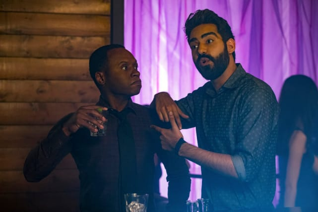The Hype Man - iZombie Season 4 Episode 7