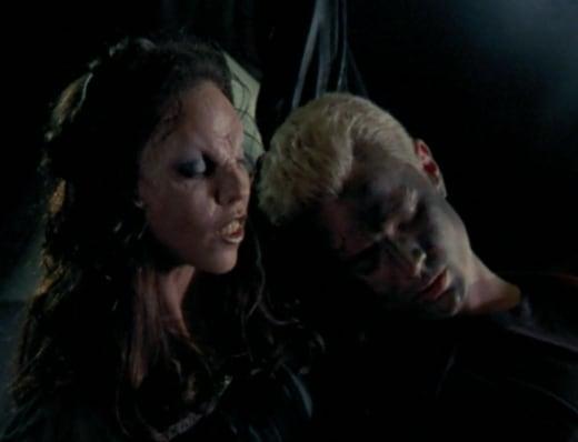Drusilla 2.0. - Buffy the Vampire Slayer Season 2 Episode 10