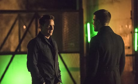 Don't Listen! - Arrow Season 3 Episode 19
